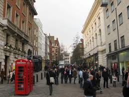 Covent Garden removals